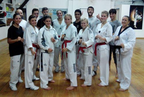 club taekwondo 13012