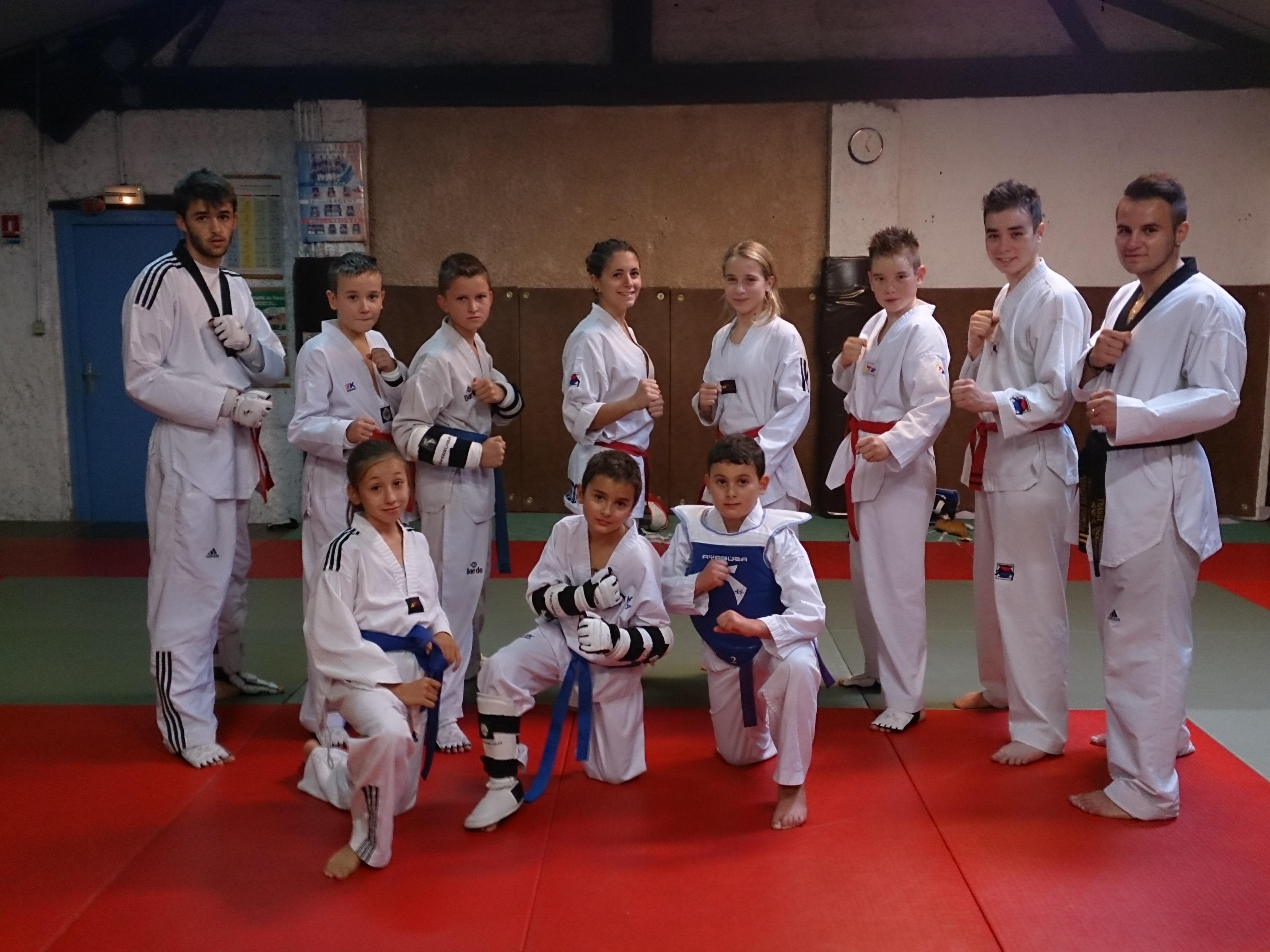 club taekwondo marseille 13013